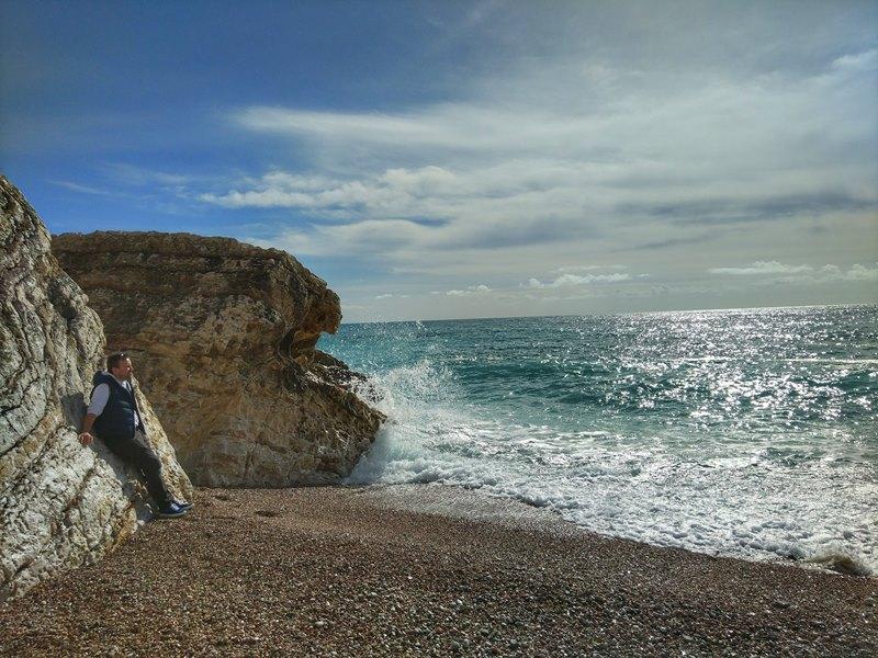 пляж Перазича До у Петровца