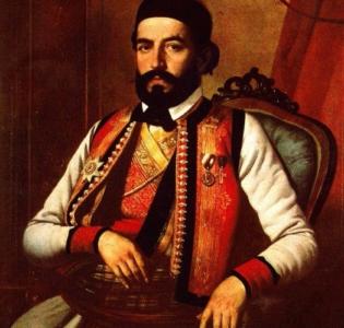Петр Петрович Негош правил страной Черногория
