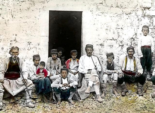 черногорцы менталитет