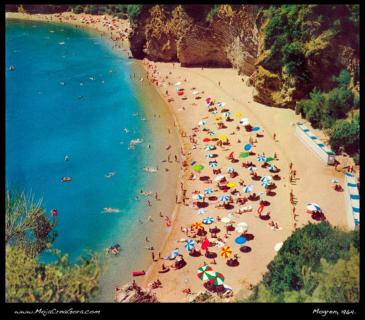 пляж Могренв Будва