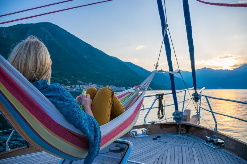 Экскурсия на яхте в Черногории
