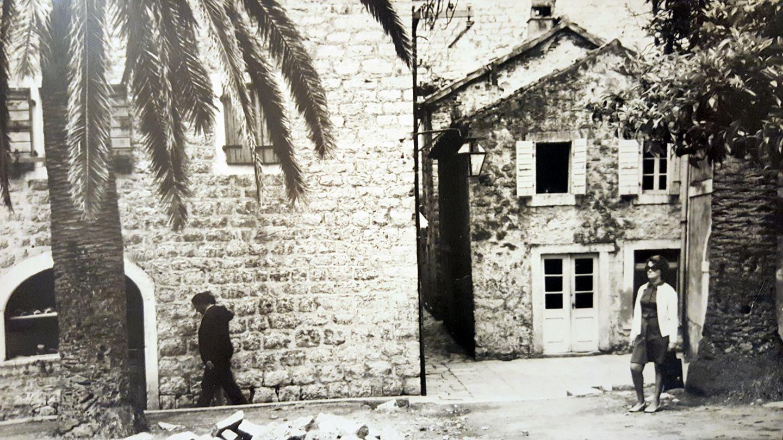 старый город Будвы в Черногории