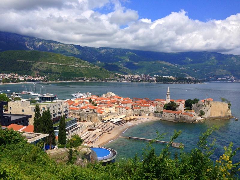 город будва черногория