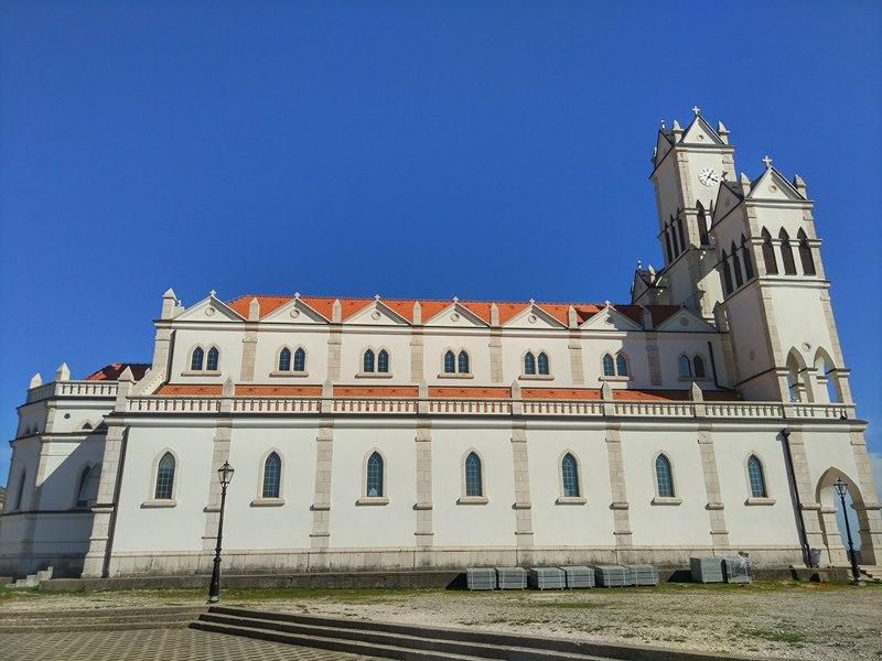 католическая церковь Св. Катерины, Грудэ, Босния и Герцеговина