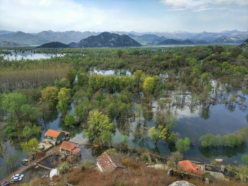 что посмотреть в Черногории в апреле
