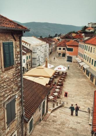 герцег нови черногория фото