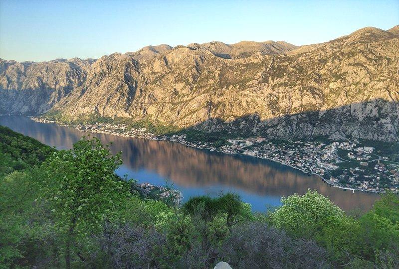 Врмац Черногория