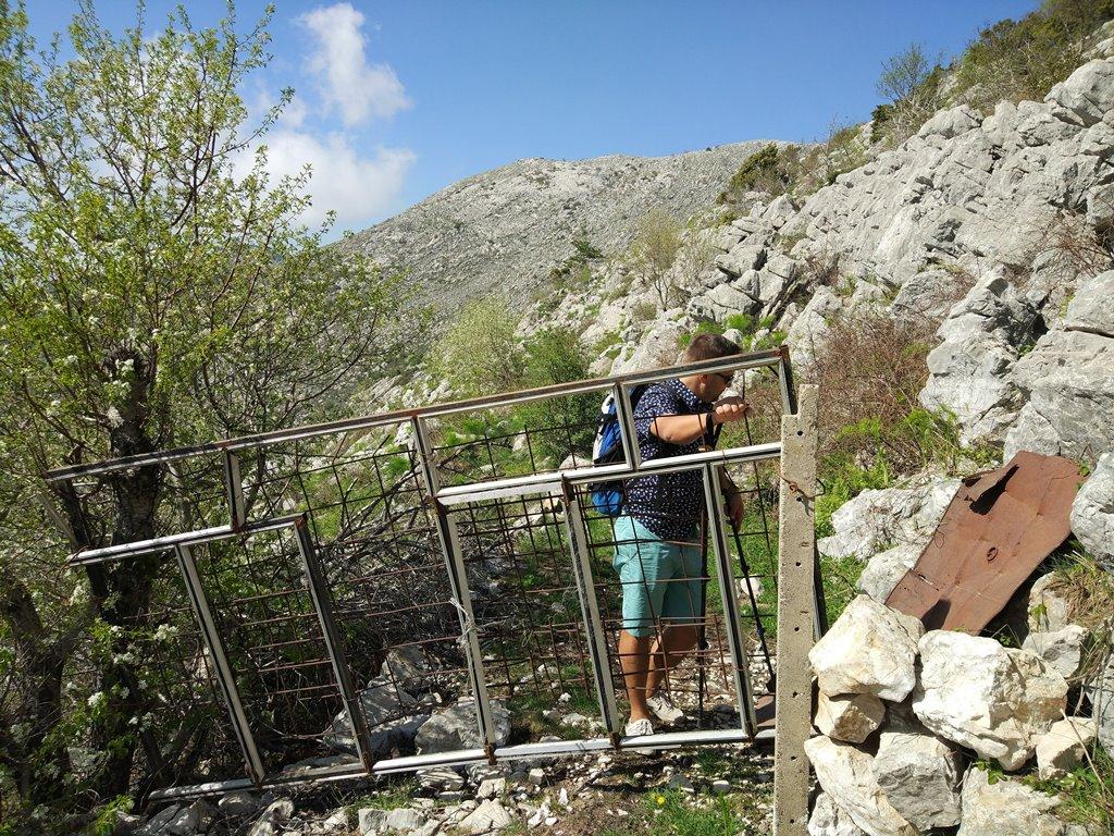 маршрут по горам Черногории