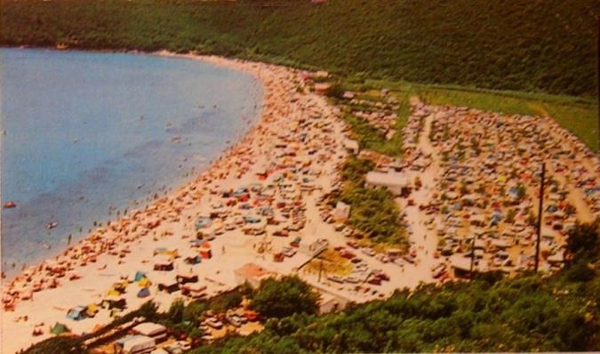 пляж Яз Будва