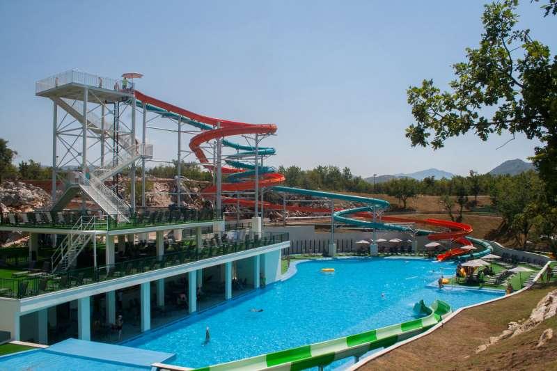 аквапарк в Требинье