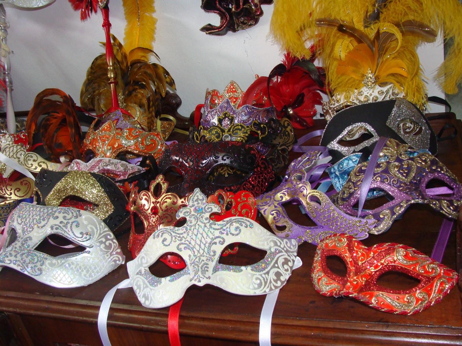 фабрика венецианских масок в Шкодере