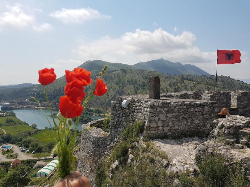 крепость Розафа, Шкодер