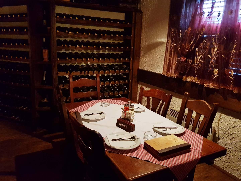 """ресторан у Требинье """"Моско"""""""