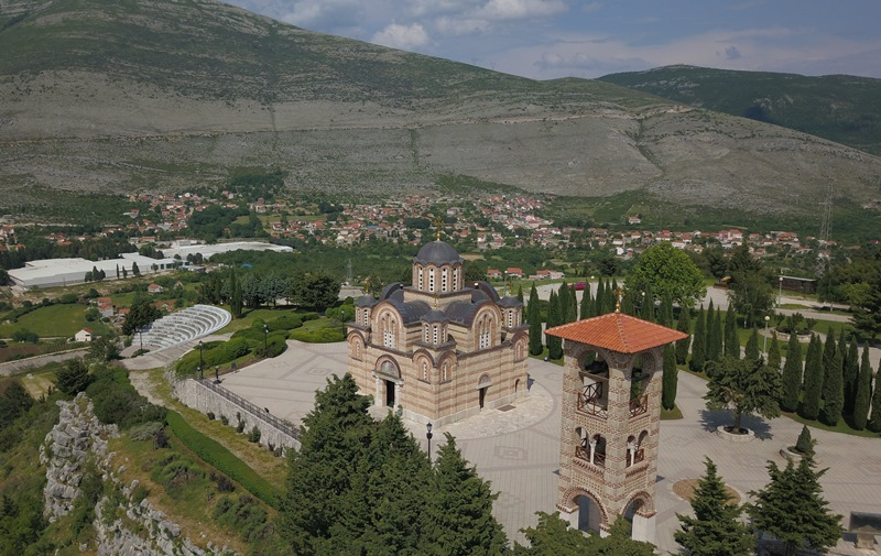 Храм Херцеговачка Грачаница
