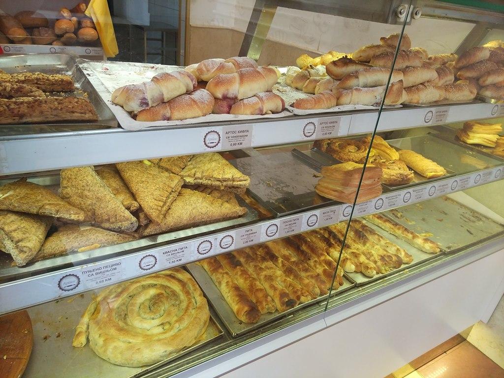 пекарня в Требинье