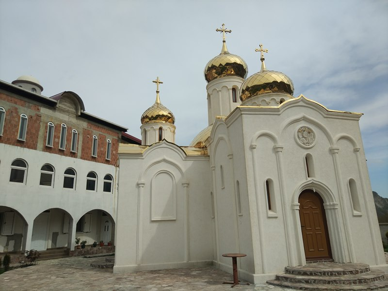 монастырь Сергея Радонежского, Бар, Черногория