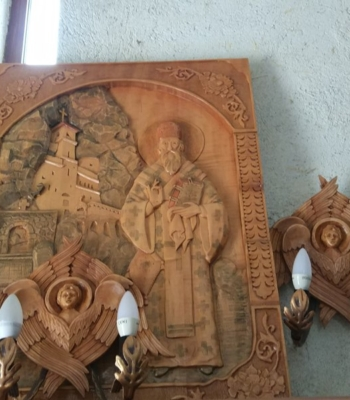 монастырь Сергея Радронежского в Баре, Черногория