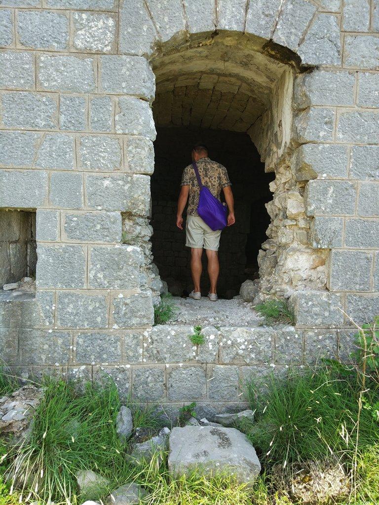 крепость Космач