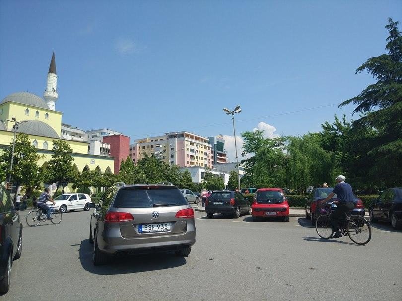Шкодер Албания фото