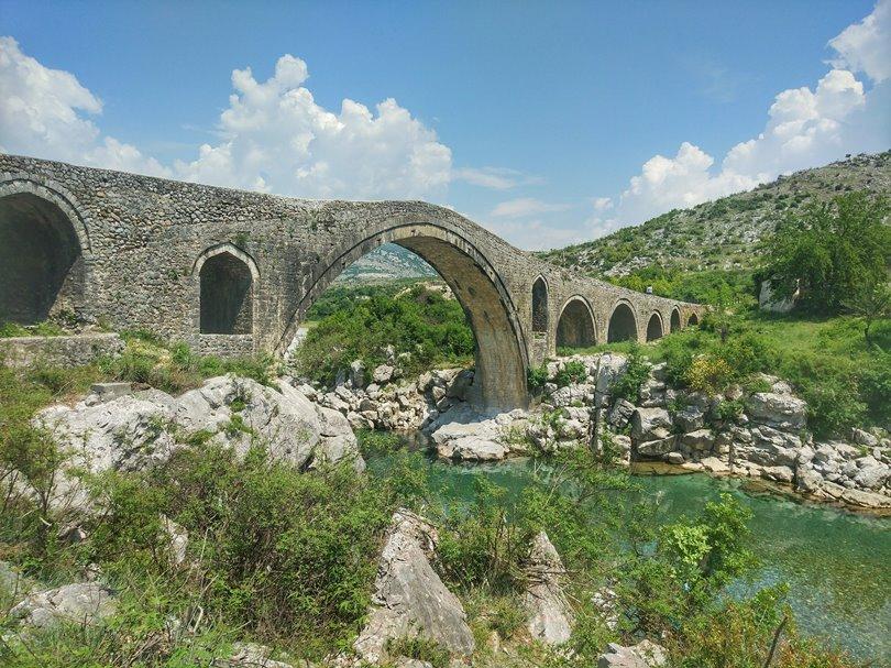 Мост в Месе