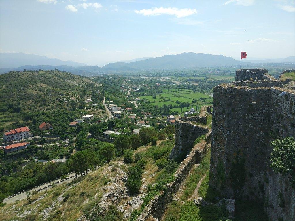 крепость Розафа в Шкодер