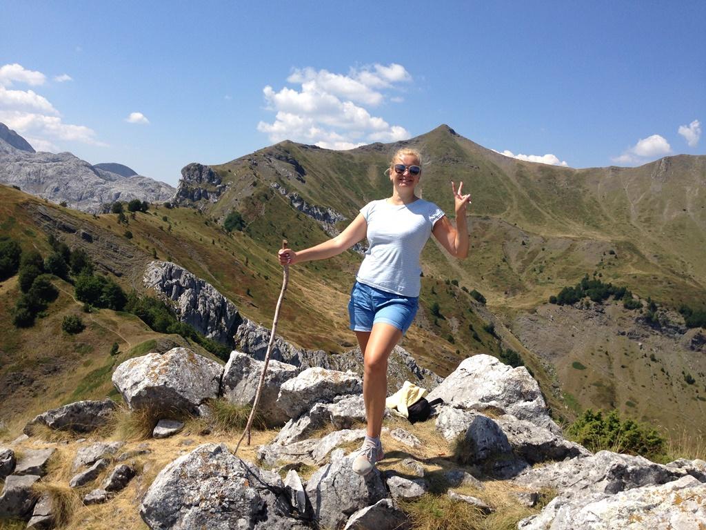 горы Проклетие Черногория