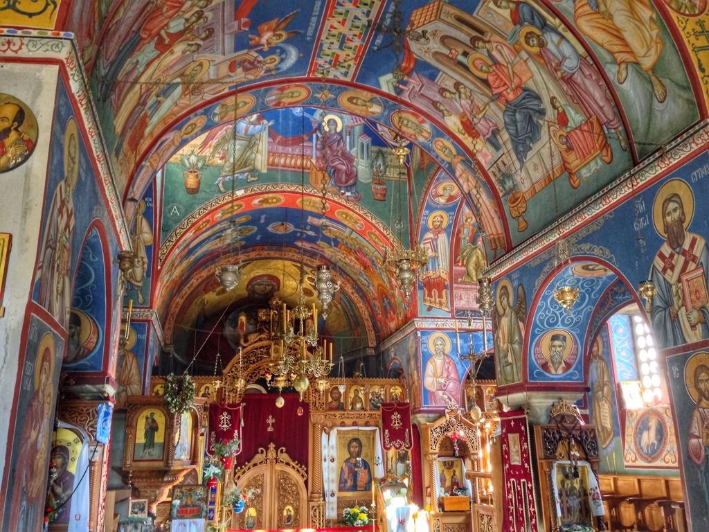 монастырь Тврдош Босния