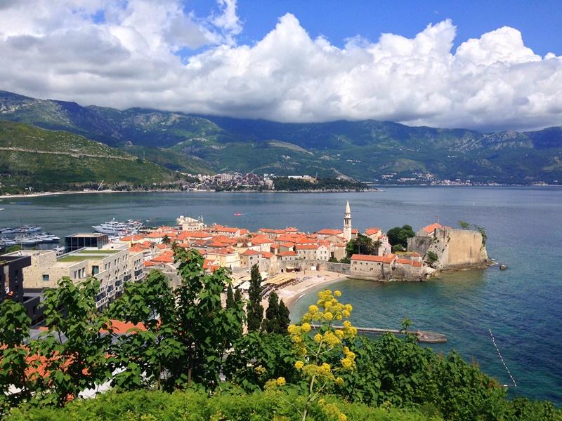 Будва Черногория - отдых в июне