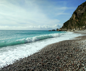 Пляж у Петровца