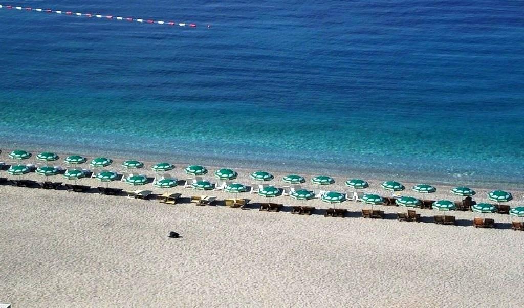 пляжи в Будве Черногория