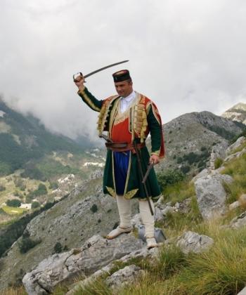 черногорский национальный костюм