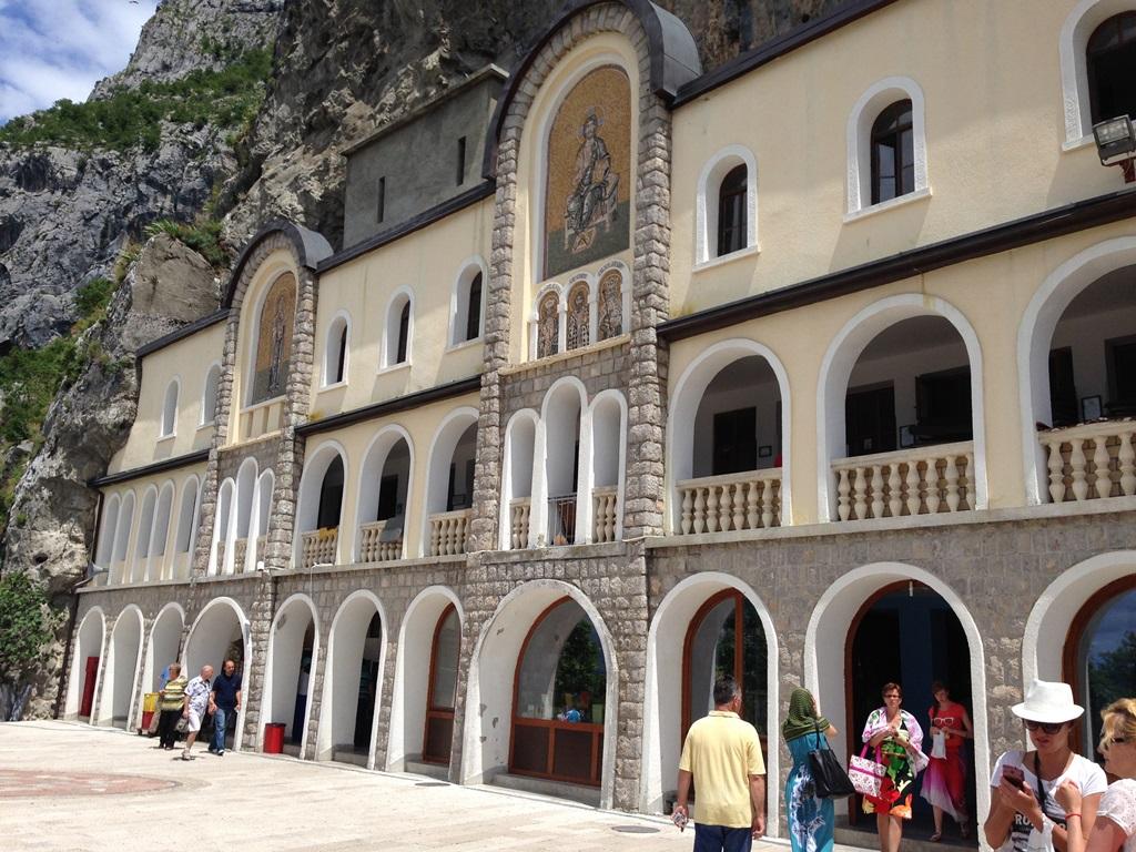 монастырь Острог как добраться