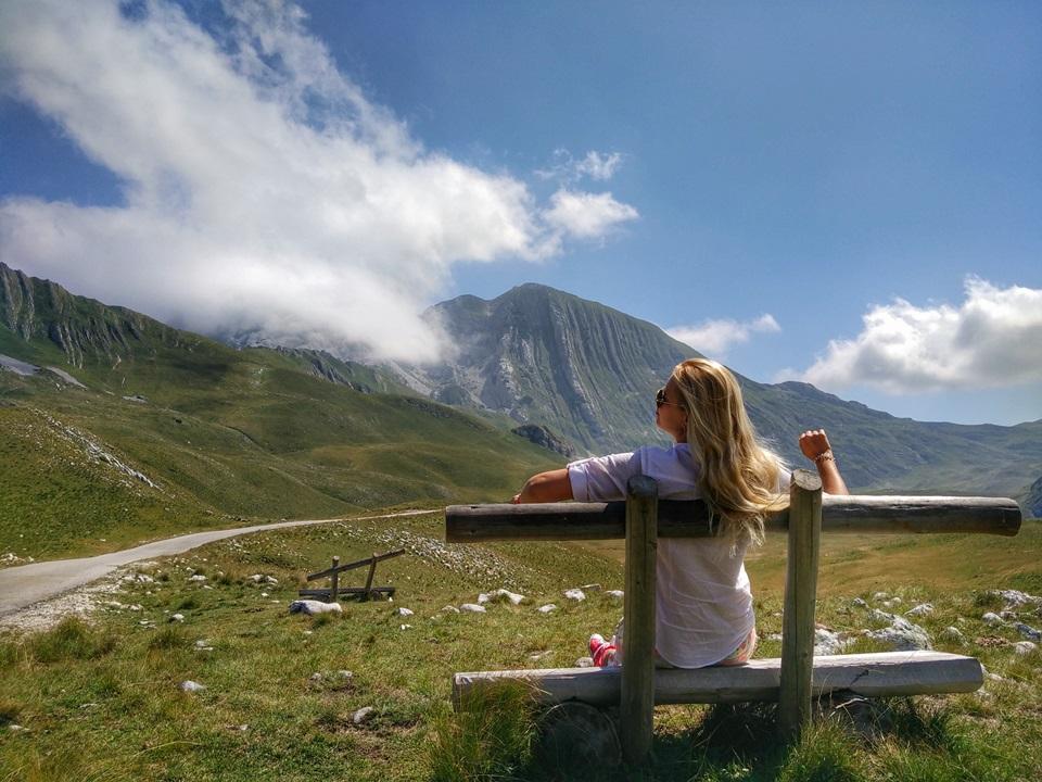 горный перевал Седло Дурмитор