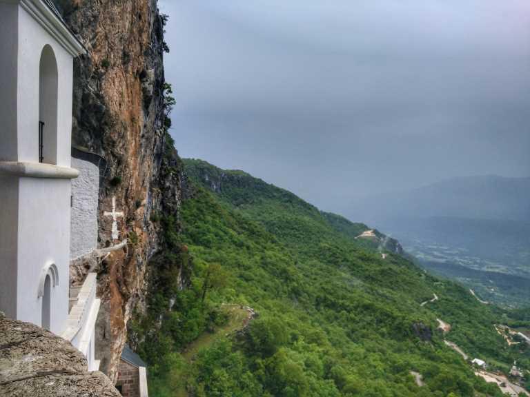 экскурсия монастырь острог
