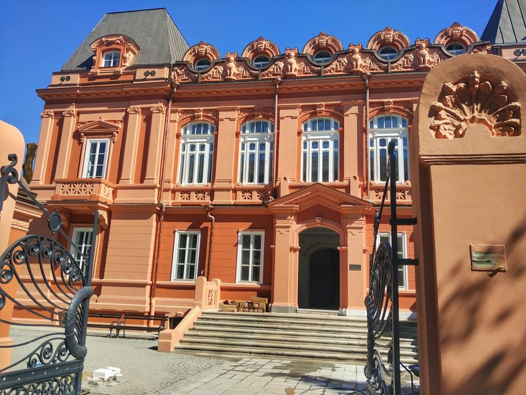 Посольство Российской империи в кузнец Богдан в Цетинье