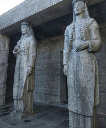 авзолей Негоша Черногория