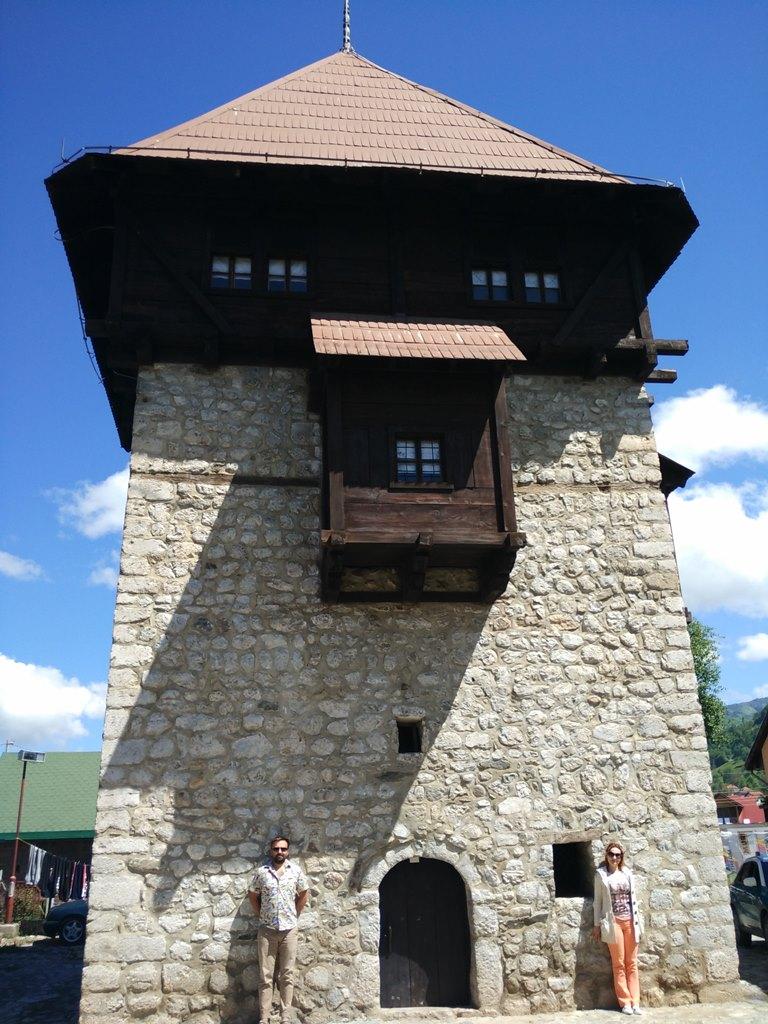 Кула Реджепагича - музей Черногории