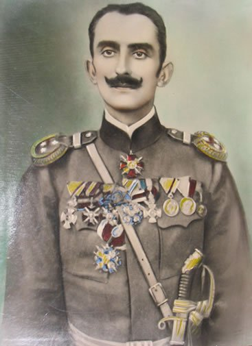 Саичич Александр черногорский самурай