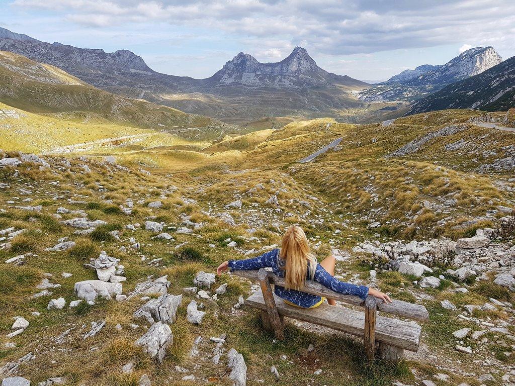 горный перевал Седло Дурмитор Черногория