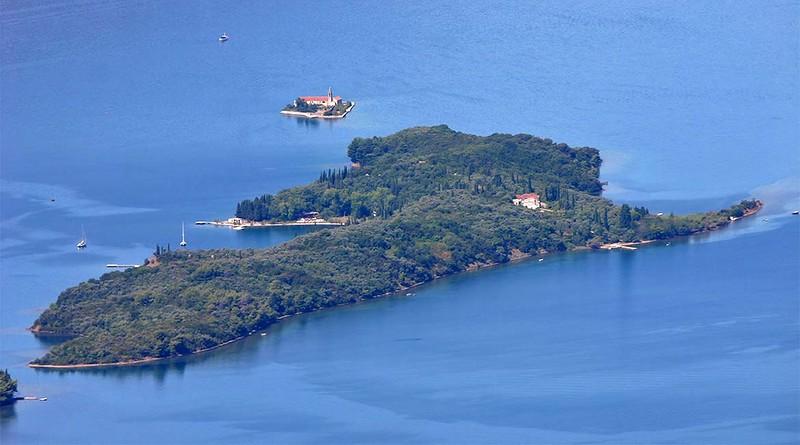 остров святого марка черногория