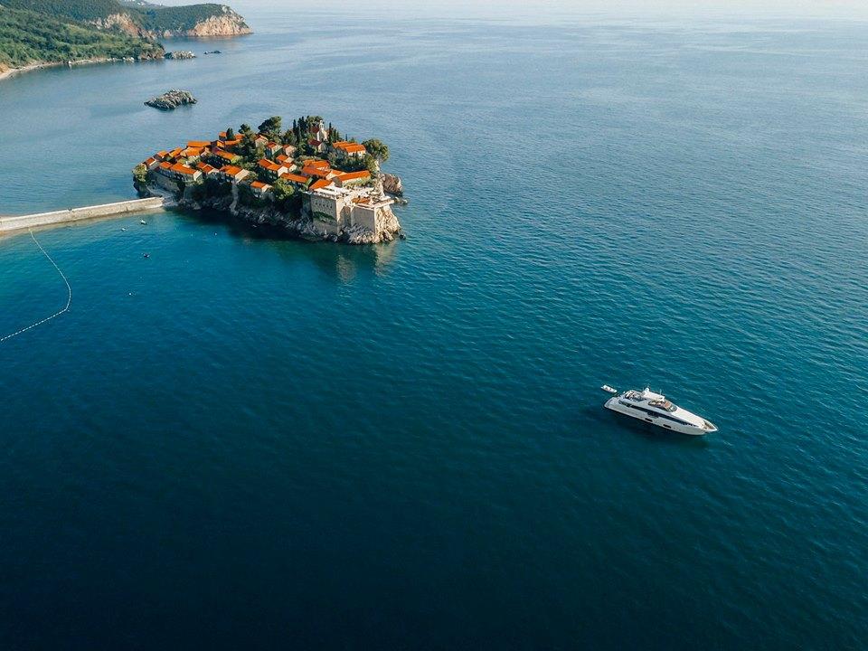 отель в Черногории Святой Стефан