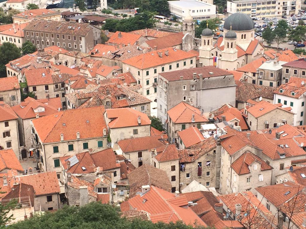 Котор в Черногории фото