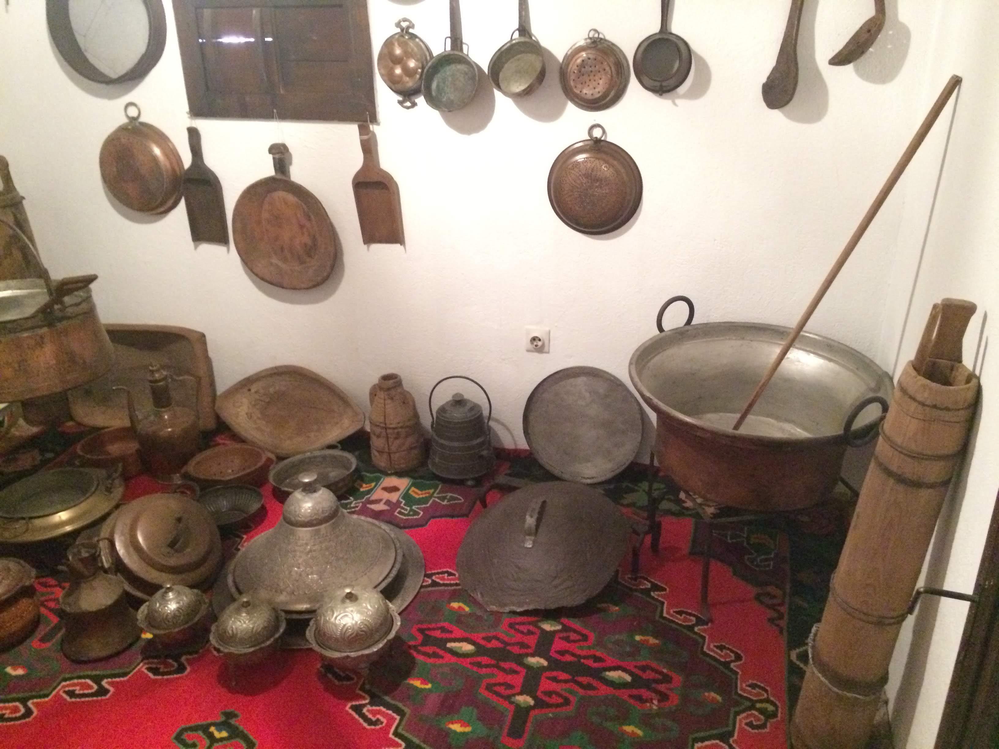 кухня и хамам