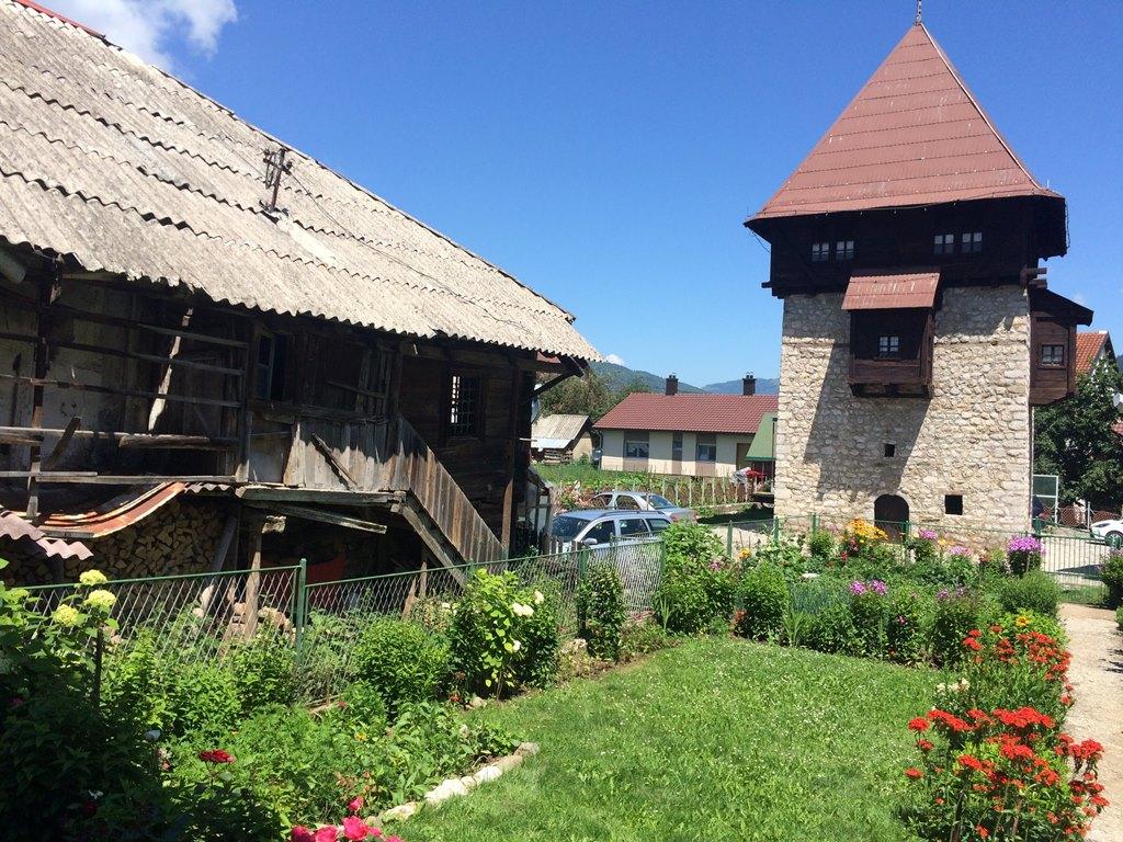 Плав - город в Черногории