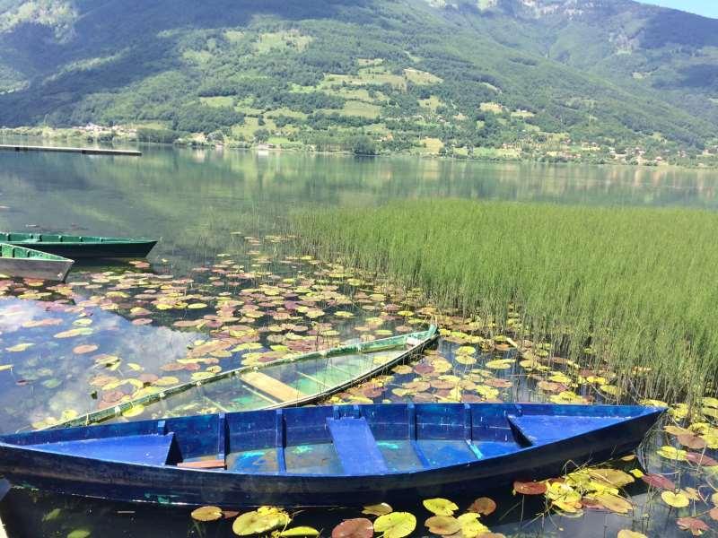 Плав город в Черногории