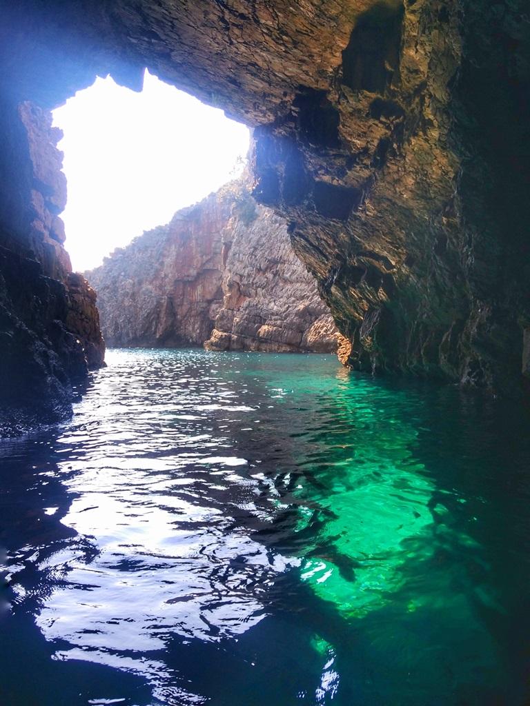 экскурсия +в голубую пещеру +в черногории