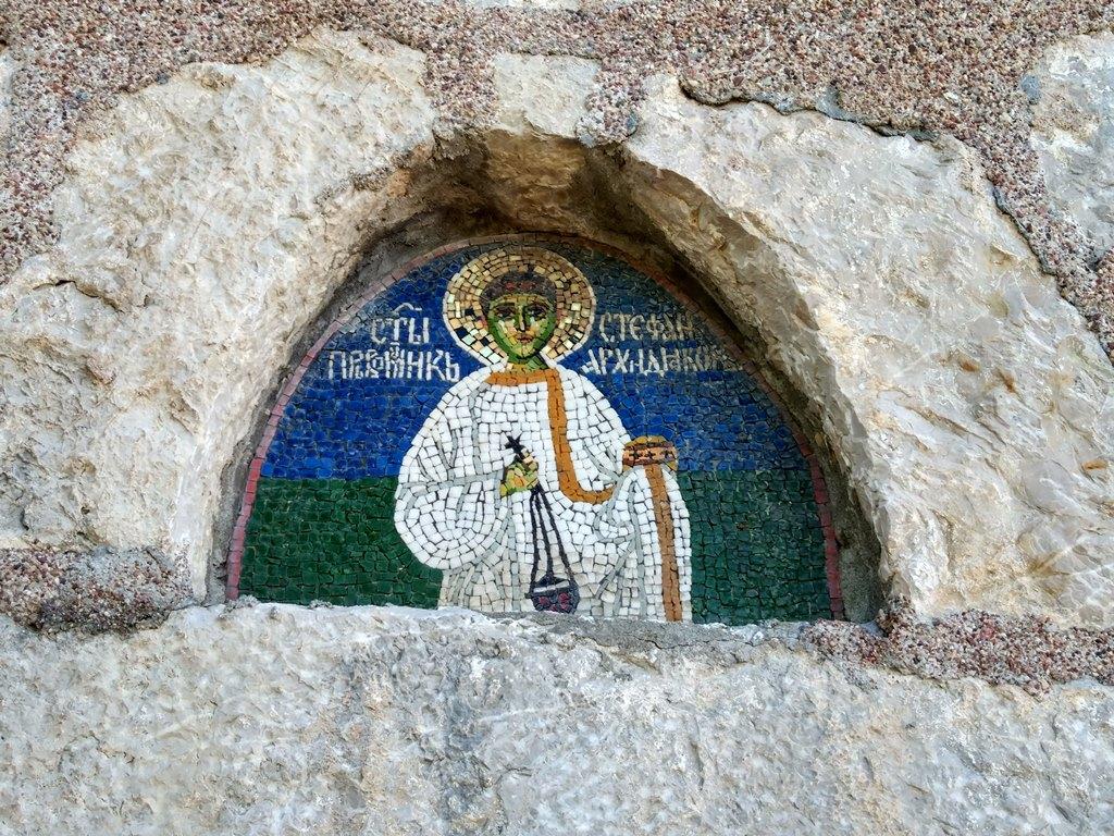 церковь Святого Стефана на острове, Черногория