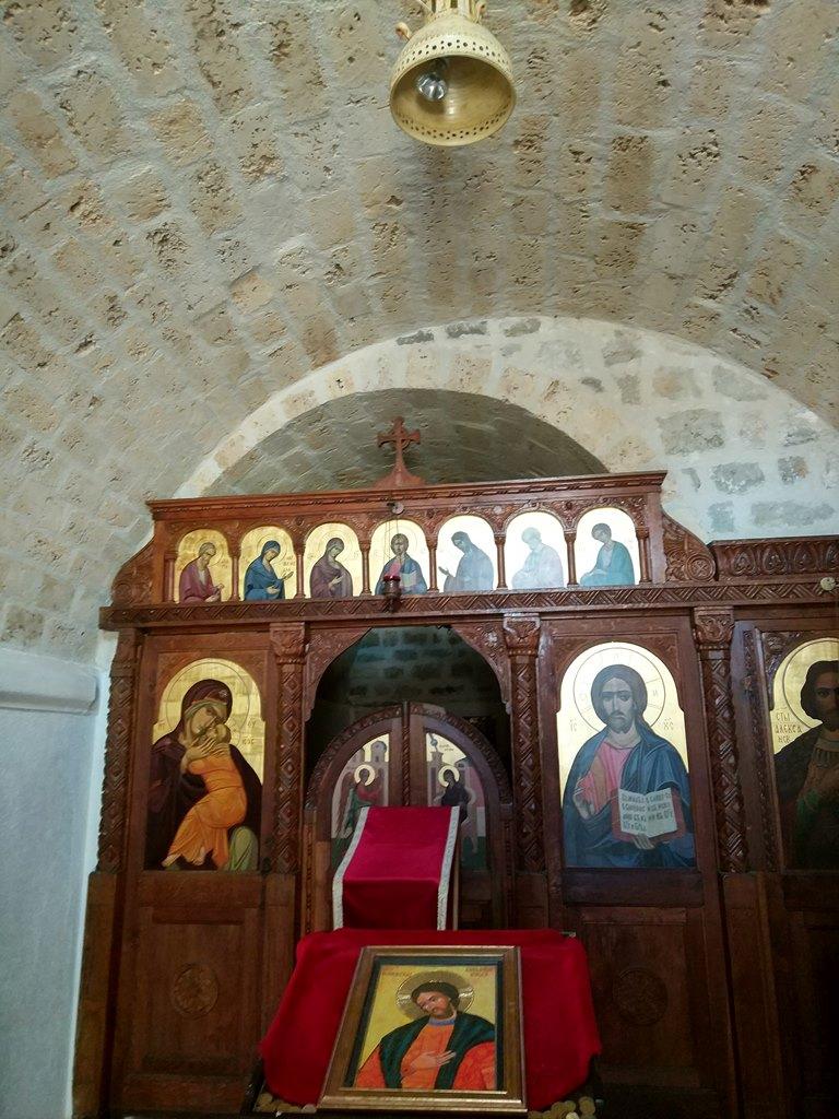 церковь Александра Невского на Святом Стефане