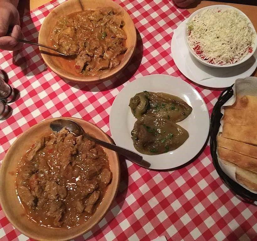 черногорская еда
