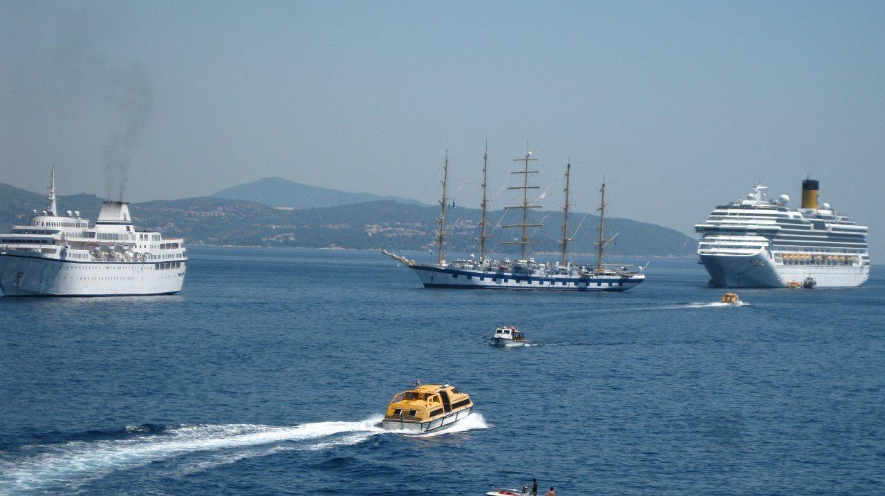 Дубровник порт Груж